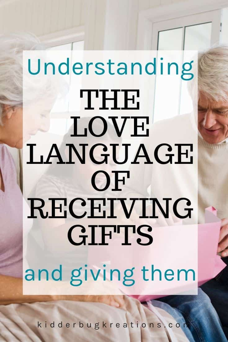 Understanding the Love Language of Receiving Gifts