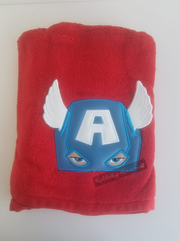 American hero towel