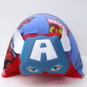 American Hero Pillow Pal