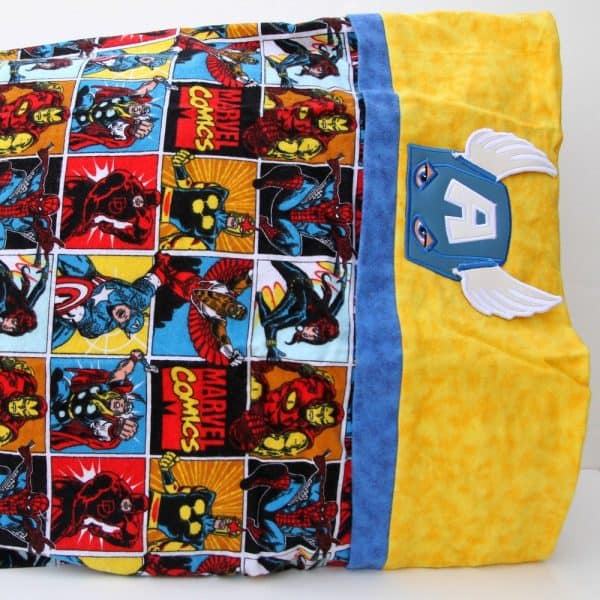 American Hero Pillowcase