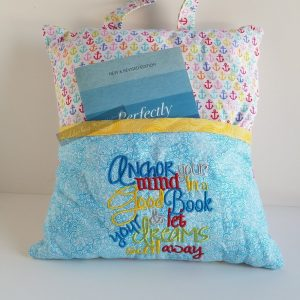 Anchor Reading Pillow