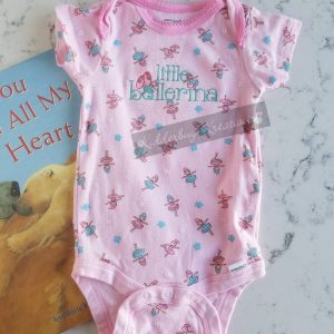Ballerina Infant One Piece