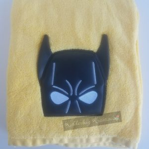 Bat hero towel