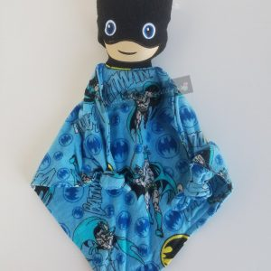 Bat Hero Lovey