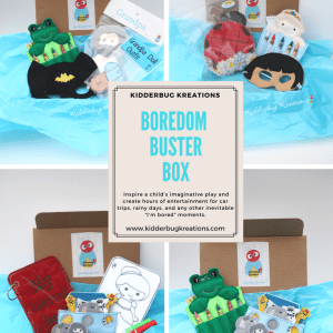 Handcrafted Boredom Buster Box