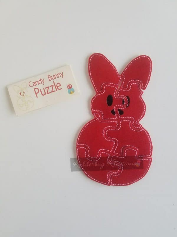 Candy Bunny Puzzle