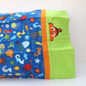 Clown Fish Pillowcase