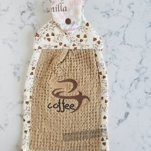 Coffee Dishtowel