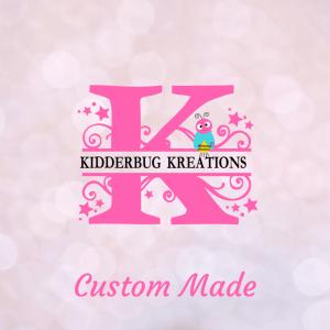 Custom order for S. Gordon