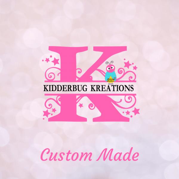 Custom order for K. Schlecht