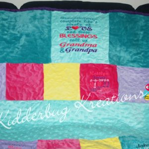 Custom Quilt QUOTE ONLY