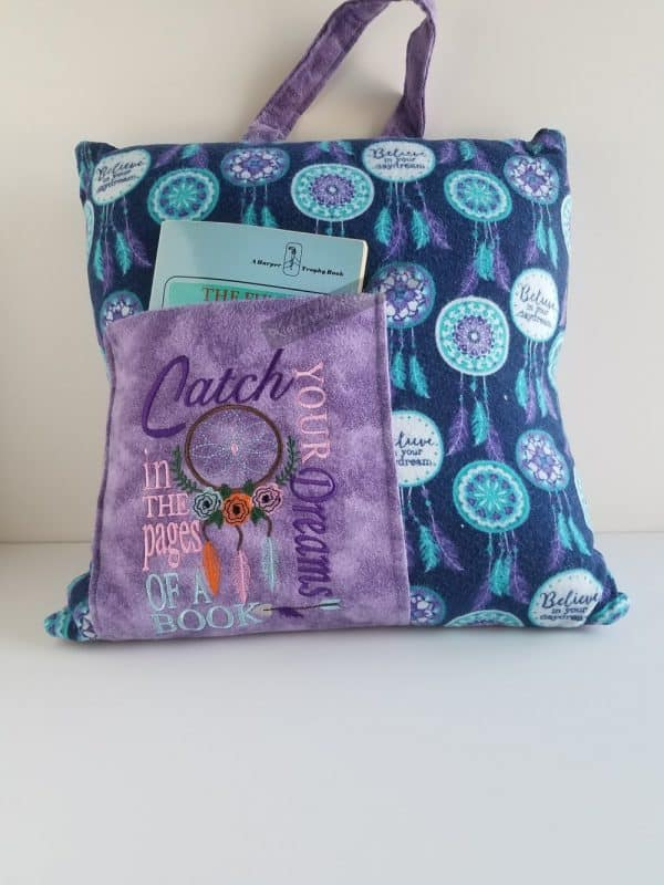 Dreamcatcher Reading Pillow
