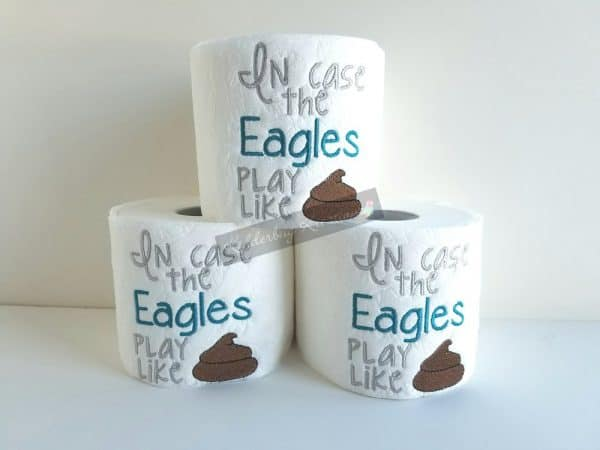 Eagles Toilet Paper