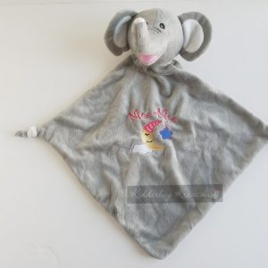 Elephant Blanket Toy