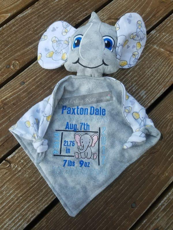 Elephant birth stats announcement