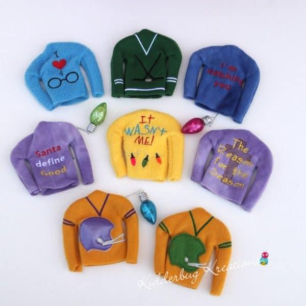 Elf Sweaters