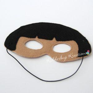 Explorer Girl Mask