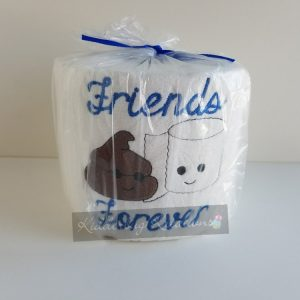 Friends Forever Toilet Paper