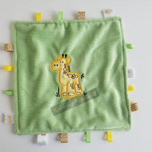 Giraffe Sensory Blanket