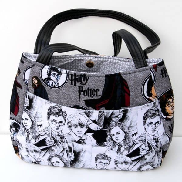 Harry Potter Fabric Purse