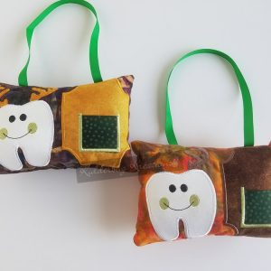 Hunter Tooth Fairy Pillow