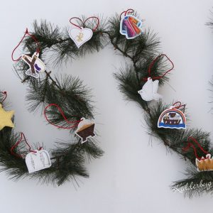 Jesse tree Ornaments Pre-order
