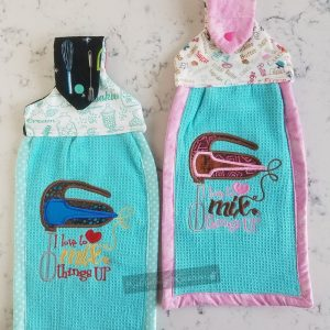 Mix It Up Dishtowel