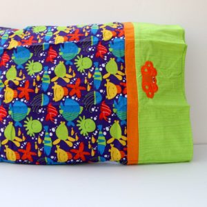 Octopus Pillowcase