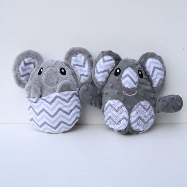 Peekaboo Koala Stuffed Animal
