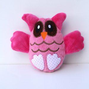 Peekaboo Owl Stuffed Animal