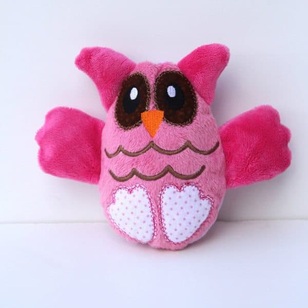 Peekaboo Owl Stuffed Animal