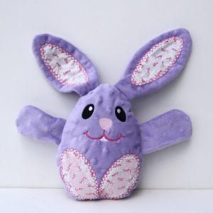 Peekaboo Bunny Stuffed Animal