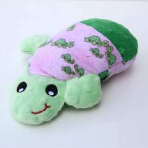 Peekaboo Turtle Stuffed Animal