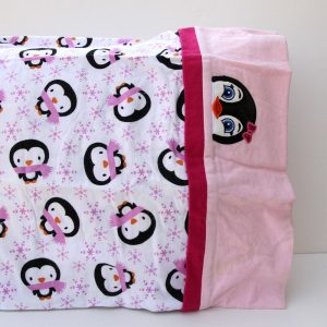 Penguin Pillowcase