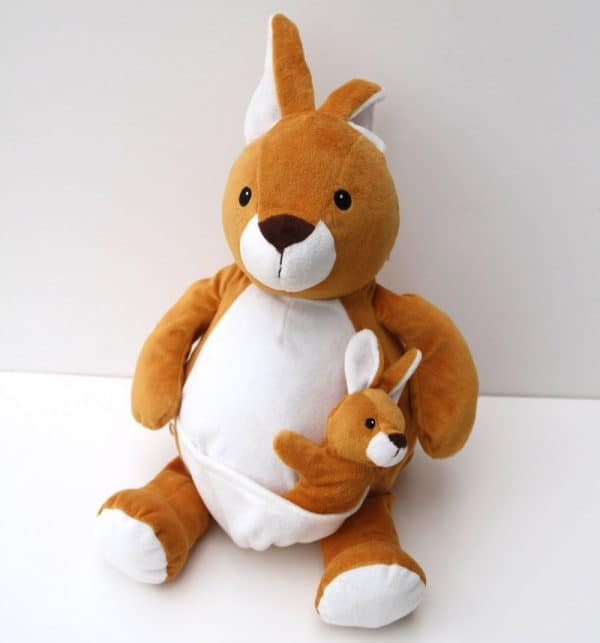 Kangaroo Personalized Stuffed Animal