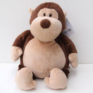 Monkey Personalized Stuffed Animal