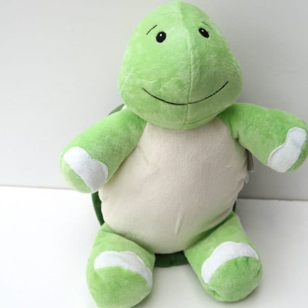 Turtle Personalized Stuffed Animal