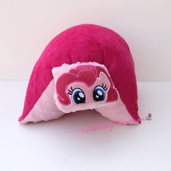 Pink Pony Pillow Pal