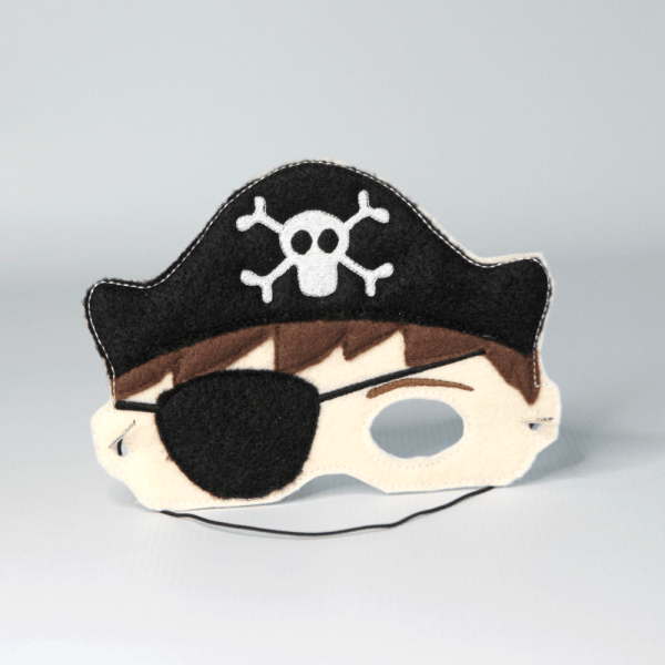 Pirate Felt Mask