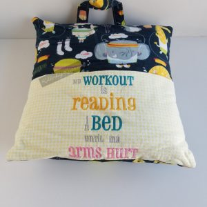 Reading in Bed Reading Pillow