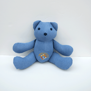 Remembrance Bear Made from the Clothing of a Loved One
