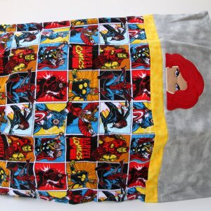 Spider Heroine Pillowcase