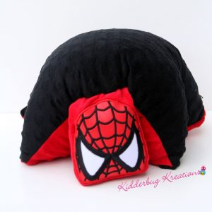 Spider Mask Pillow Pal