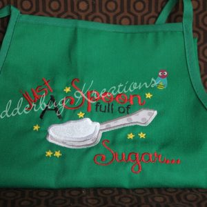 Spoonful of Sugar Apron
