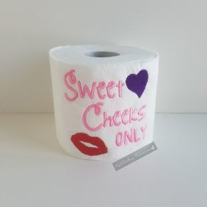 Sweet Cheeks Toilet Paper