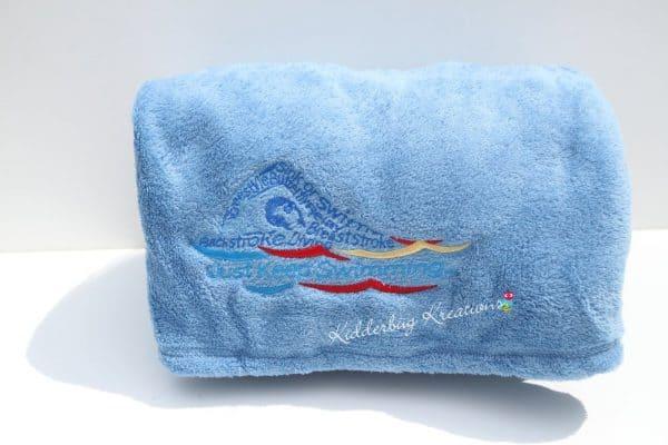 Swimmer Blanket