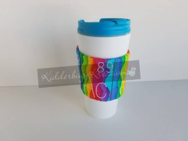 Teacher With the Elements Mug Wrap