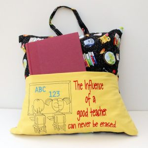 Teacher Reading Pillow