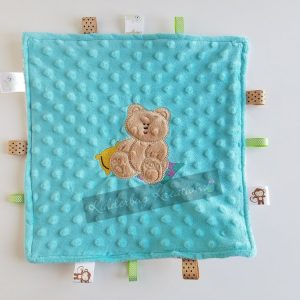 Teddy Bear Sensory Blanket