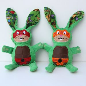 Turtle Bunny Stuffed Animal